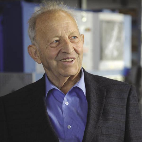 Eberhard Hansmann_Metall- und Balkonbau Hansmann GmbH